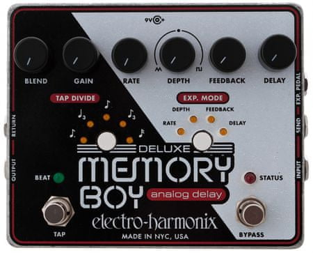Electro-Harmonix Deluxe Memory Boy Gitarový efekt