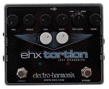 Electro-Harmonix EHX Tortion Gitarový efekt