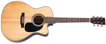 JRC-1STE Elektroakustická gitara