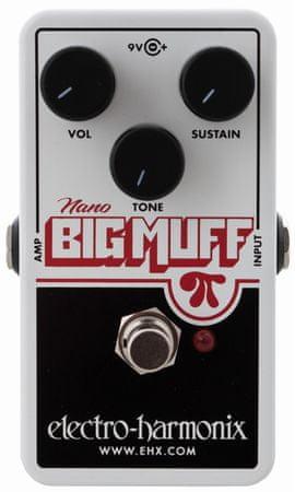 Electro-Harmonix Nano Big Muff Gitarový efekt
