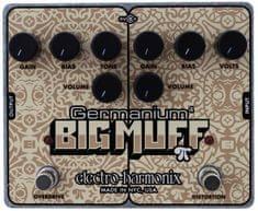 Electro-Harmonix Germanium 4 Big Muff PI Kytarový efekt