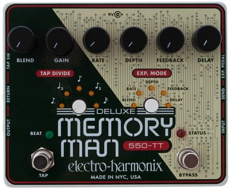 Electro-Harmonix MT550 Gitarový efekt