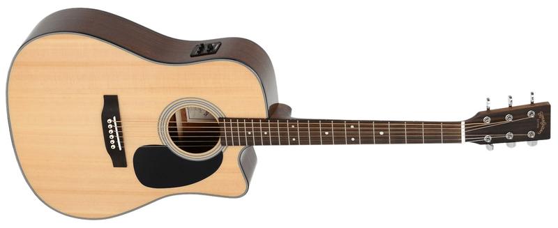 Sigma Guitars DMC-1STE Elektroakustická kytara