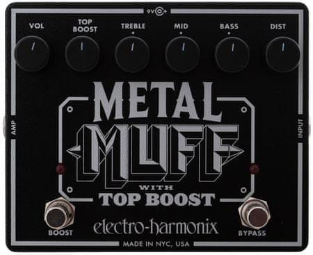 Electro-Harmonix Metal Muff Gitarový efekt