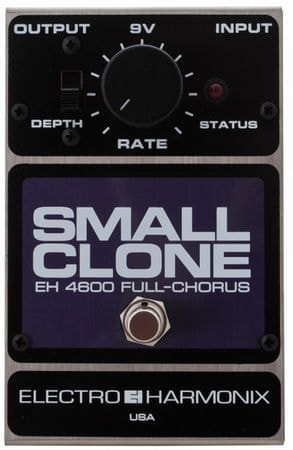 Electro-Harmonix Small Clone Gitarový efekt