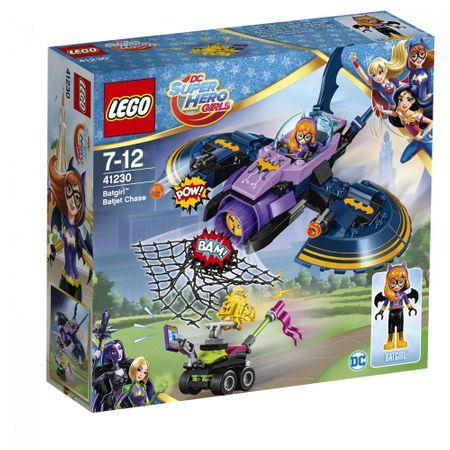 LEGO Super heroes 41230 Pregon Batgirl v Batreaktivcu
