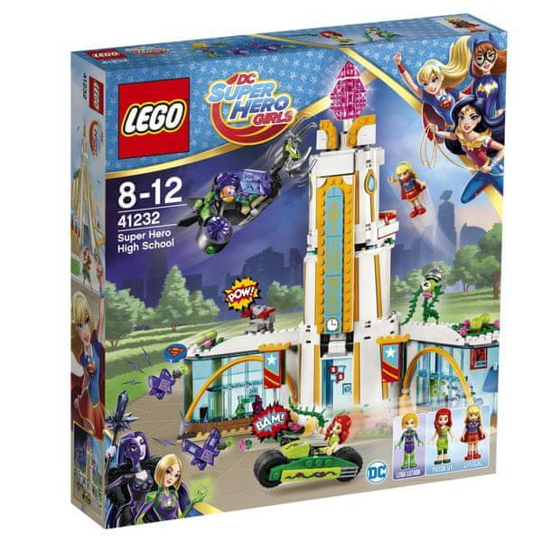 LEGO® Super heroes 41232 Střední škola pro super hrdiny