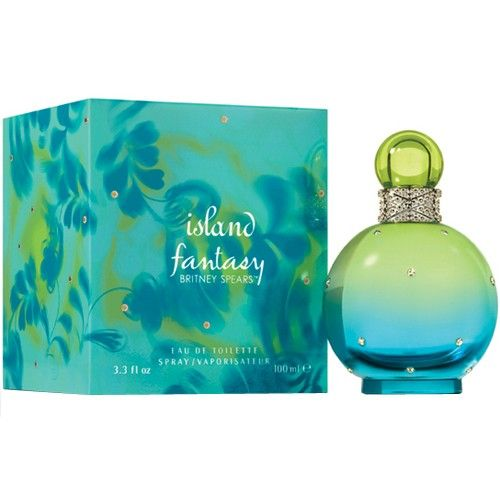 Britney Spears Island Fantasy - EDT 50 ml