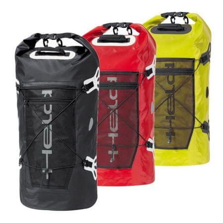 Held valec (Roll bag)  ROLL-BAG 90L biela/červená, vodeodolný