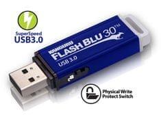 Kanguru varen USB ključ FlashBlu30, 16 GB