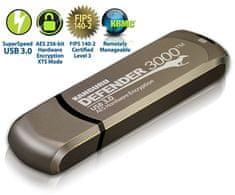 Kanguru varen USB ključ Defender 3000, 16 GB