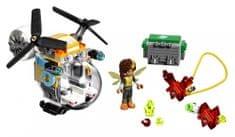 LEGO® Super heroes 41234 Bumblebee a helikoptéra