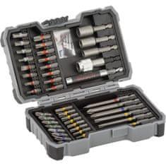 Bosch 43-delni komplet nastavkov in natičnih ključev (2607017164)