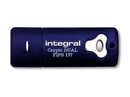 Integral varen USB ključ Crypto Dual 3.0, 16 GB