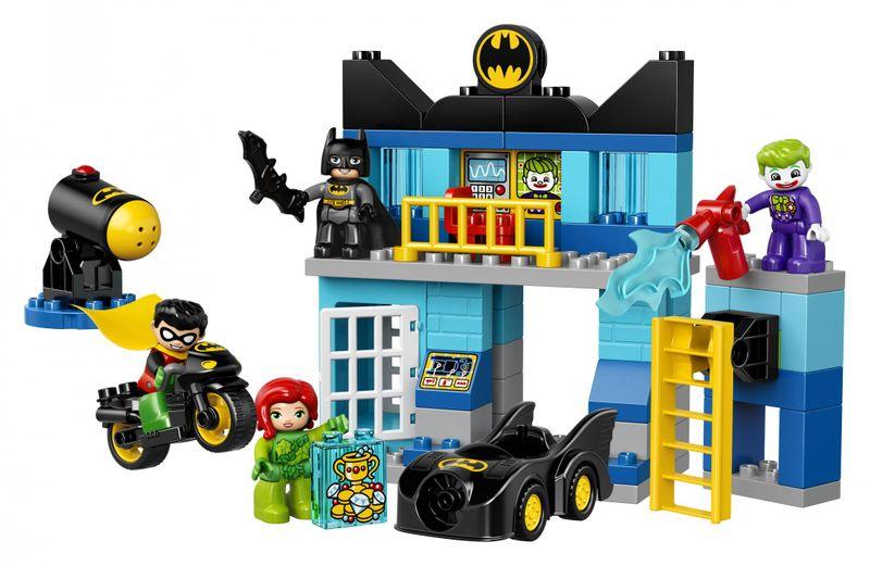 LEGO® DUPLO® 10842 Výzva Batcave