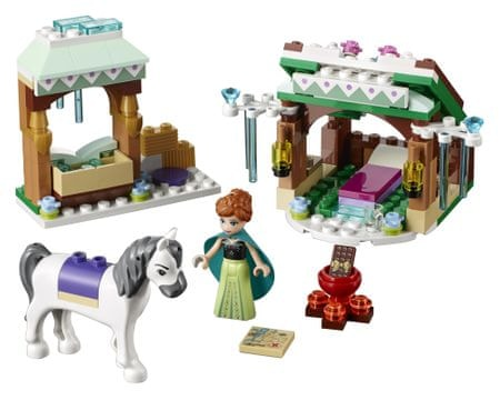LEGO Disney Princess 41147 Anina snežna dogodivščina