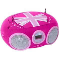 Bigben CD32GBGIRLY CD-R/RW/MP3 lejátszó
