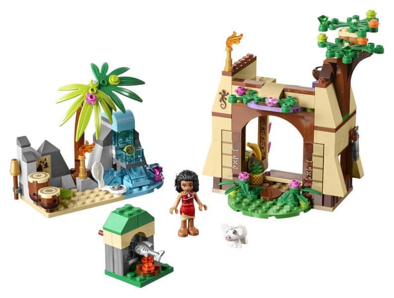 LEGO® Disney Princezny 41149 Vaiana a její dobrodružství na ostrově