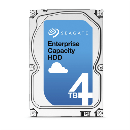 Seagate trdi disk Constellation 512n, 4 TB, 3,5, 7200, SATA 6Gb/s, 128MB