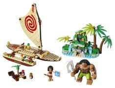 LEGO Disney Princess 41150 Vaianino čezoceansko potovanje