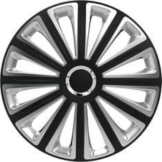 Versaco Poklice TREND RC Black/Silver sada 4ks