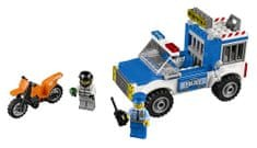 LEGO® Juniors 10735 Pregon s policijskim tovornjakom