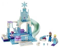 LEGO Juniors 10736 Frozen Plac zabaw Anny i Elsy