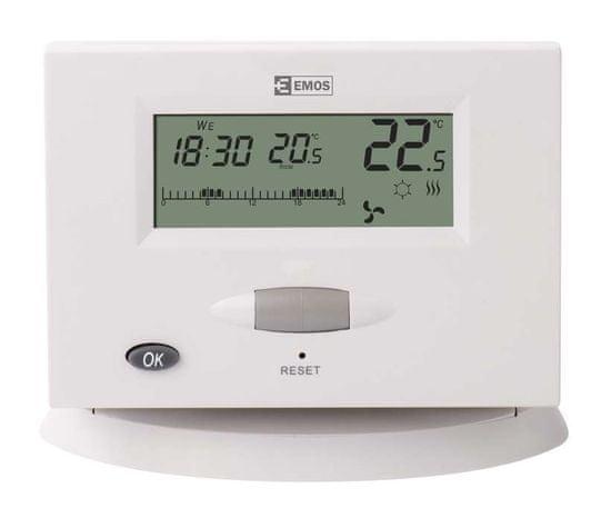Emos sobni termostat T13RF (P5613)