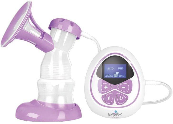BAYBY BBP 1010 Elektrická 2-fázová odsávačka mléka
