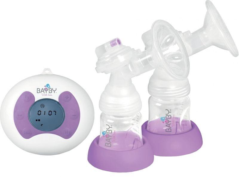 BAYBY BBP 1020 Elektrická 2-fázová odsávačka mléka