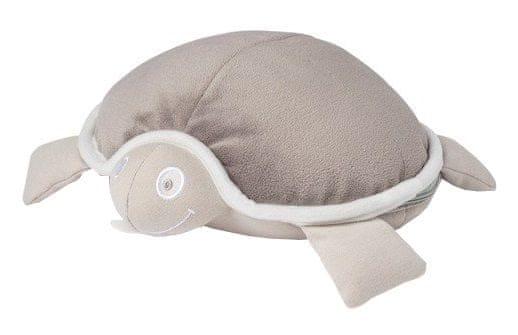 Doomoo Snoogy Nahřívací želva béžová