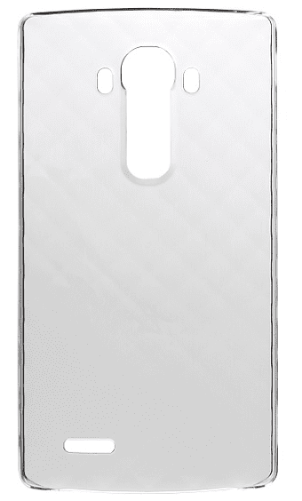 LG CSV-100 Crystal Guard kryt Transparent pro H815 G4 (EU Blister)