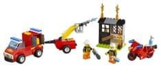 LEGO Juniors 10740 Kovček gasilske patrulje