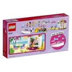 LEGO® Juniors 10747 Odmor na plaži Andree & Stephanie