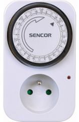 Sencor SST 11MW Časový spínač týdenní