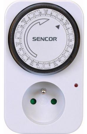 SENCOR czasowy wyłącznik SST 11MW