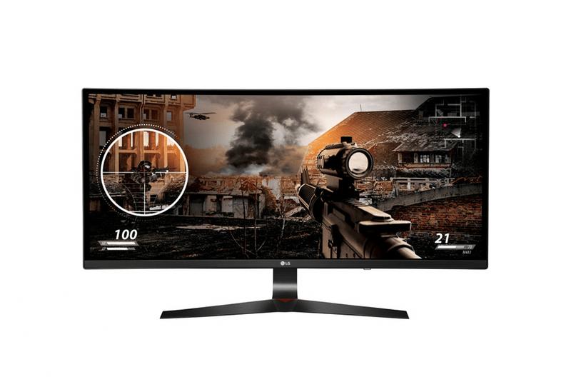 "LG 34UC79G-B - LED monitor 34"" (34UC79G-B.AEU)"