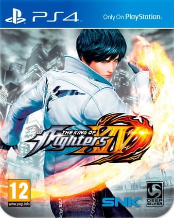 Deep Silver The King of Fighters XIV (PS4)
