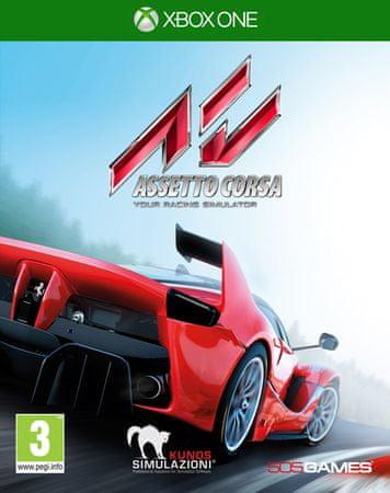 505 Gamestreet Asseto Corsa (XBOX ONE)