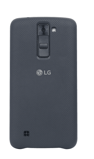 LG CSV-160 ochranný zadní kryt Black pro K8 (EU Blister)