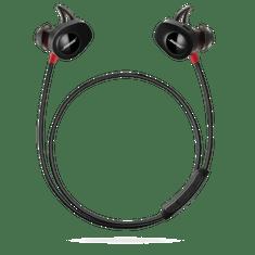 Bose brezžične slušalke SoundSport Pulse, rdeče