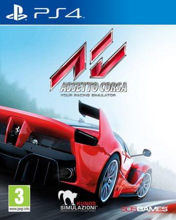 505 Gamestreet Asseto Corsa (PS4)