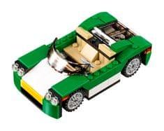 LEGO® Creator 31056 Zeleni kabriolet