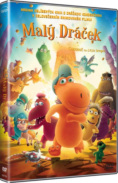 Malý dráček - DVD