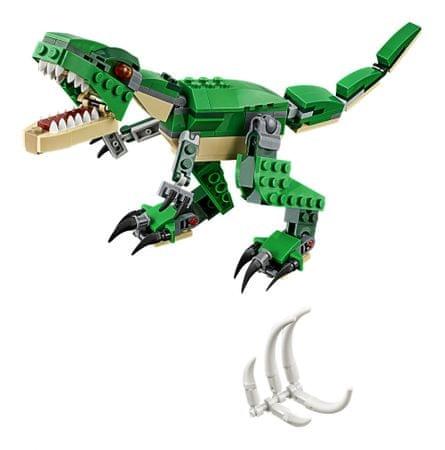 LEGO Creator 31058 Potężne Dinozaury