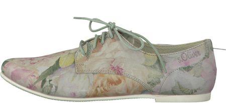s.Oliver női cipő 41 többszínű