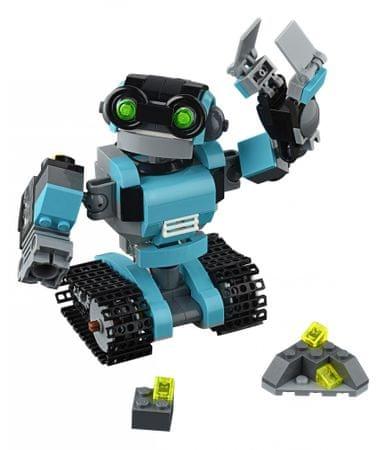 LEGO Creator 31062 Roboraziskovalec
