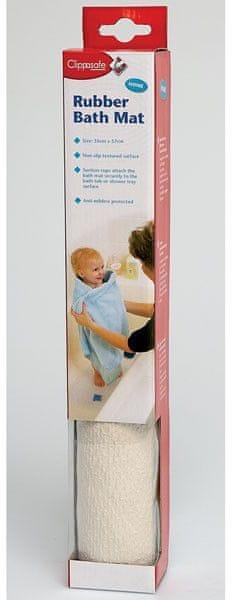 Clippasafe Protiskluzová podložka do vany