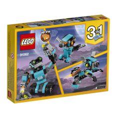 LEGO® Creator 31062 Robotski istraživač