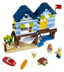 LEGO® Creator 31063 Dovolenka na pláži